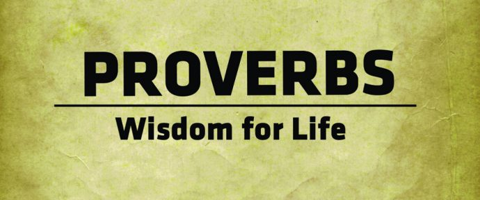 Proverbs Preaching Series Archives - Cedar Springs Community Church